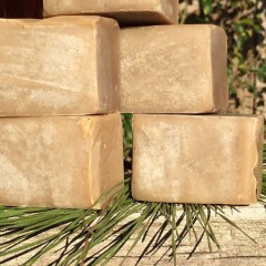Pine Juniper Sulhur Soap