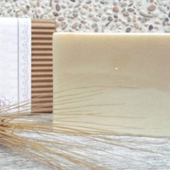 Milk Honey Pearl Powder Soap